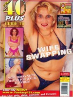 40 Plus Guide to Wife Swapping Volume 4 No 1